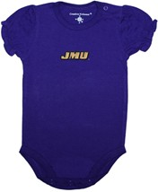 James Madison Dukes Puff Sleeve Bodysuit