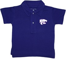 Kansas State Wildcats Infant Toddler Polo Shirt