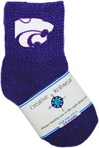 Kansas State Wildcats Baby Bootie
