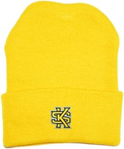 Kennesaw State Interlocking KS Newborn Baby Knit Cap