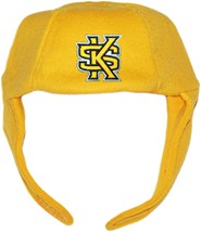 Kennesaw State Interlocking KS Chin Strap Beanie