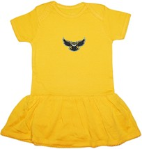 Kennesaw State Owls Picot Bodysuit Dress