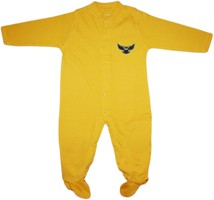 Kennesaw State Owls Footed Romper