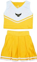Official Kennesaw State Owls 2-Piece Cheerleader Dress