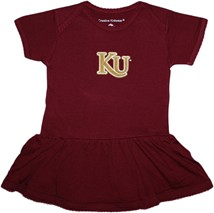 Kutztown Golden Bears Picot Bodysuit Dress