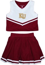 Official Kutztown Golden Bears 2-Piece Cheerleader Dress