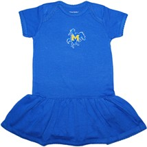 McNeese State Cowboys Picot Bodysuit Dress