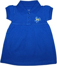 McNeese State Cowboys Polo Dress w/Bloomer