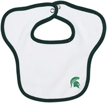 Michigan State Spartans Juice Bib