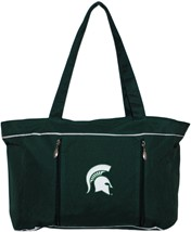 Michigan State Spartans Baby Diaper Bag