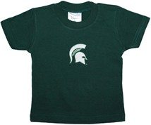 Michigan State Spartans Short Sleeve T-Shirt