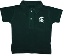 Michigan State Spartans Infant Toddler Polo Shirt