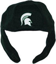 Michigan State Spartans Chin Strap Beanie