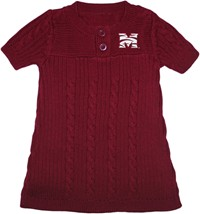Morehouse Maroon Tigers Sweater Dress