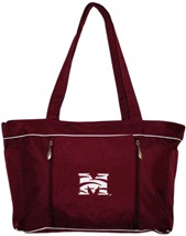 Morehouse Maroon Tigers Baby Diaper Bag