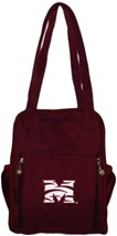 Morehouse Maroon Tigers Mini Baby Diaper Bag