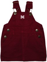 Morehouse Maroon Tigers Jumper Dress