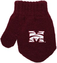 Morehouse Maroon Tigers Acrylic/Spandex Mitten