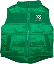 University of North Dakota Puffy Vest