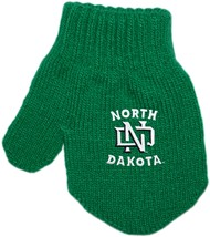 University of North Dakota Acrylic/Spandex Mitten