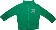 University of North Dakota Polar Fleece Zipper Jacket