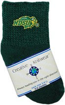 North Dakota State Bison Baby Bootie