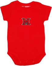 Miami University RedHawks Newborn Infant Bodysuit