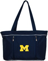 Michigan Wolverines Block M Baby Diaper Bag