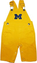 Michigan Wolverines Block M Long Leg Overalls