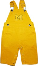 "Michigan Wolverines Outlined Block ""M"" Long Leg Overalls"