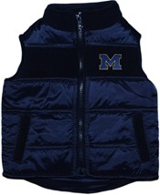 "Michigan Wolverines Outlined Block ""M"" Puffy Vest"