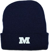 Millikin Big Blue Newborn Baby Knit Cap