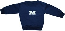Millikin Big Blue Sweat Shirt