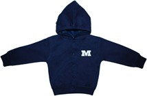 Millikin Big Blue Snap Hooded Jacket