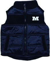 Millikin Big Blue Puffy Vest