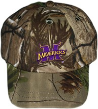 Minnesota State Mavericks Realtree Camo Baseball Cap
