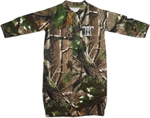 "Montana Tech Orediggers Realtree Camo ""Convertible"" Gown (Snaps into Romper)"