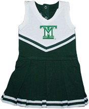 Montana Tech Orediggers Cheerleader Bodysuit Dress