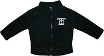 Montana Tech Orediggers Polar Fleece Zipper Jacket