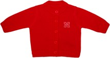 Nebraska Cornhuskers Block N Cardigan Sweater
