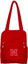 Nebraska Cornhuskers Block N Mini Baby Diaper Bag