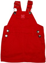 Nebraska Cornhuskers Block N Jumper Dress