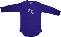 Stephen F Austin Lumberjacks Long Sleeve Bodysuit