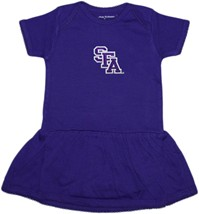 Stephen F Austin Lumberjacks Picot Bodysuit Dress