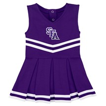 Stephen F Austin Lumberjacks Cheerleader Bodysuit Dress
