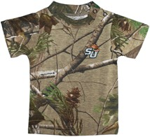 Stetson Hatters Realtree Camo Short Sleeve T-Shirt