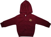 Texas State Bobcats Snap Hooded Jacket