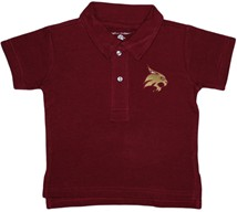 Texas State Bobcats Infant Toddler Polo Shirt