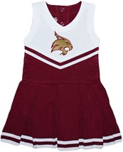 Texas State Bobcats Cheerleader Bodysuit Dress