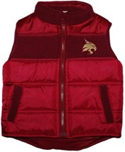 Texas State Bobcats Puffy Vest